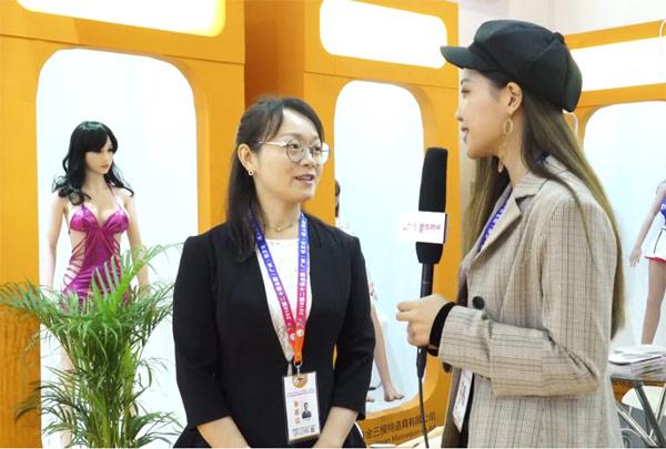 广州性文化jie视频采访-金san娃娃:智nengyu音互动功neng再sheng级
